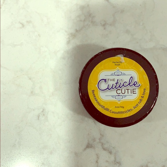 Perfectly Posh Other - Perfectly posh cuticle cutie